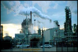 PVC factories emit dioxins and other hazardous chemicals
