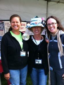 Kaiser Wellness fair 2010