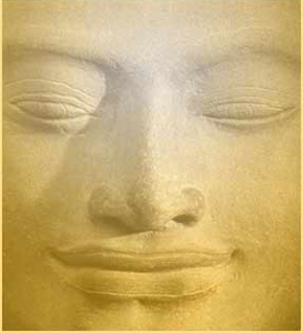 Buddha smile - from Serena