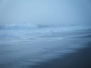 Misty wave